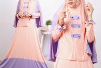 koleksi Gaya Busana Baju Gamis Terbaru