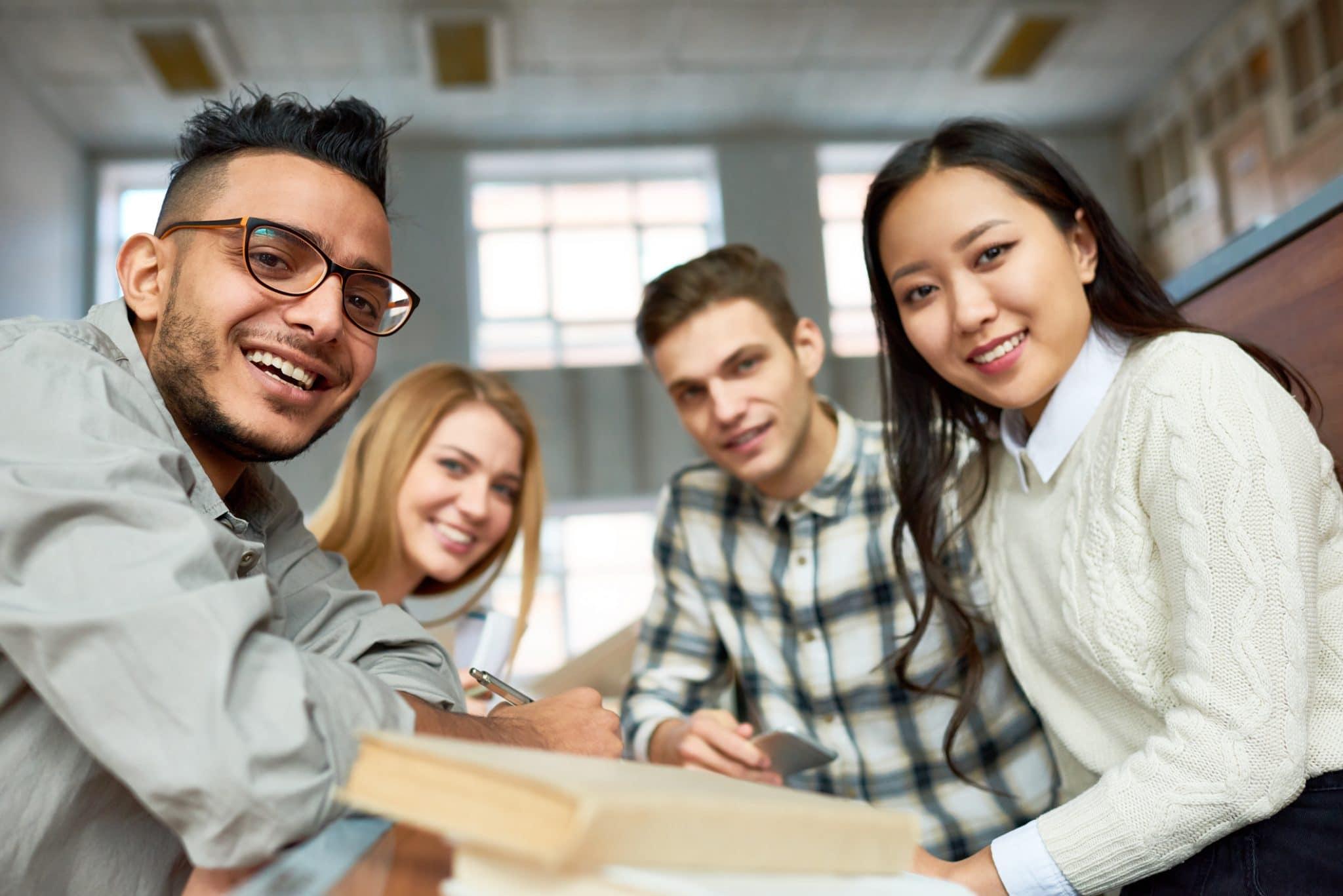 Learn English Online - Bagaimana Mahasiswa Target A Menghadapi Ujian