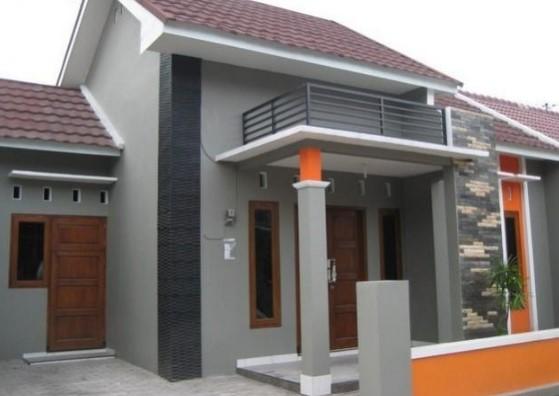 Perpaduan Warna Cat Rumah Hijau Tosca Untuk Desain ...