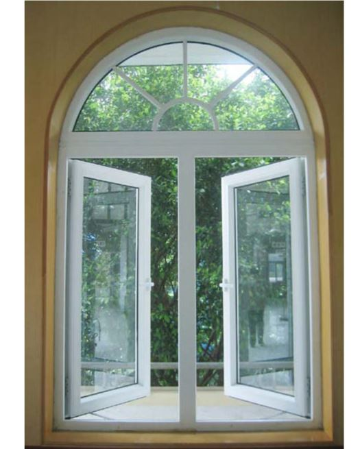Jendela Casement Alumunium untuk Desain Rumah Anda
