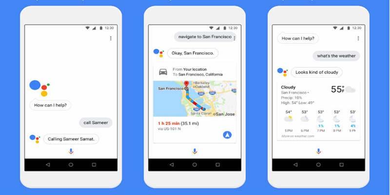Google-Assistant-Go