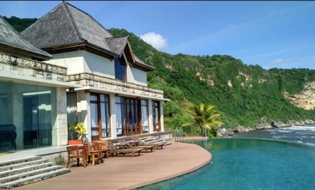 Daftar Penginapan Murah & Hotel Dekat Parang Tritis