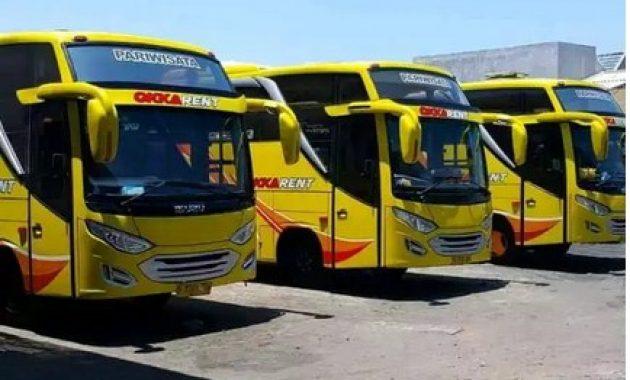 Memilih Sewa Bus Surabaya Yogyakarta