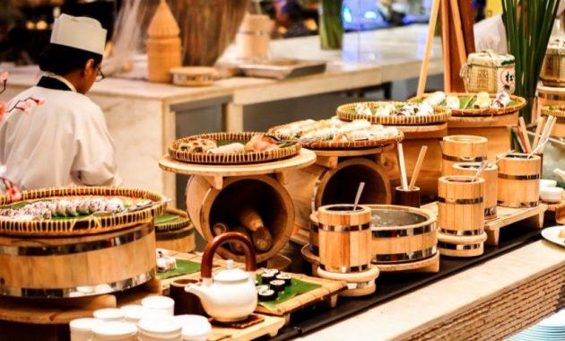 Jenis Menu Sarapan Ala Carte Di Hotel Shangri-La Jakarta