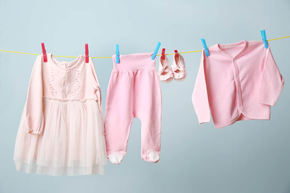 Panduan Tepat Mencuci Baju Bayi Supaya Bersih