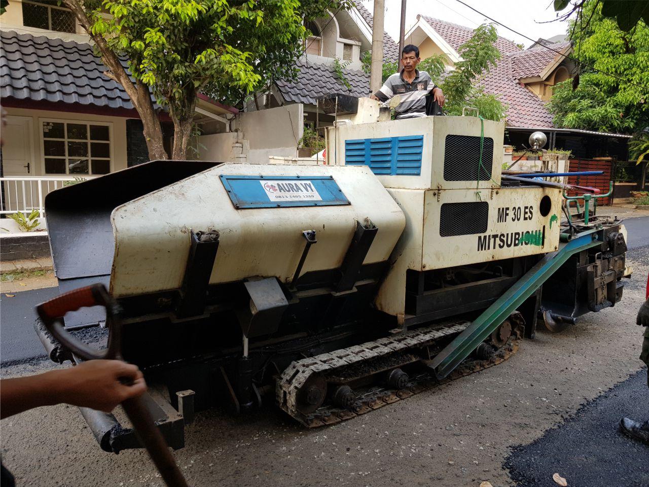 Jasa Pengaspalan Jakarta