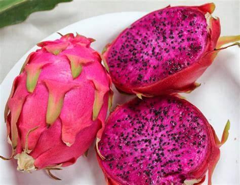 cara buat keripik buah naga