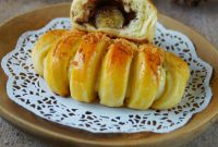 cara membuat roti pisang lembut
