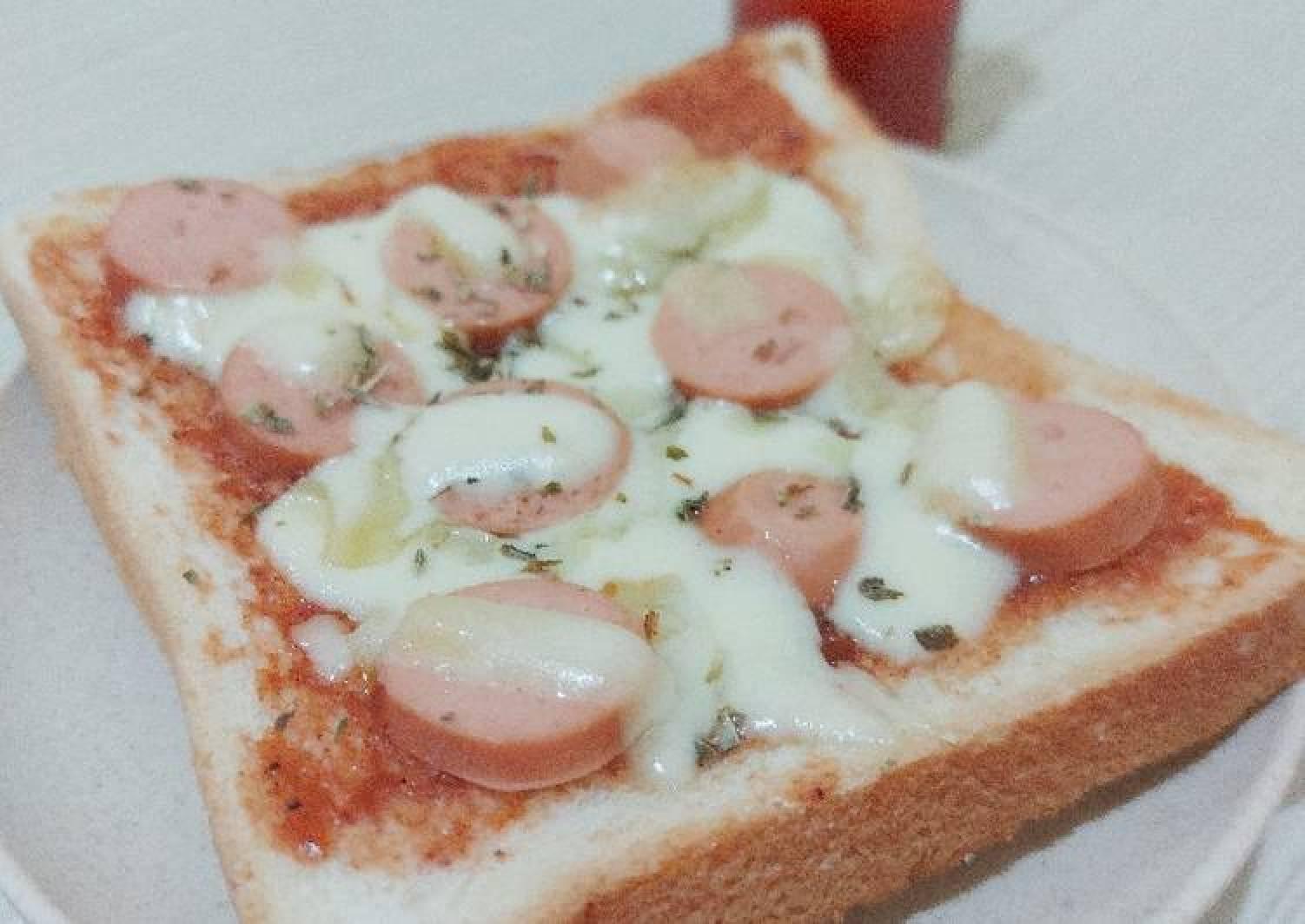 Resep Pizza Menggunakan Roti Tawar
